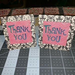 Other - Bundle of 40 Thank You Cards